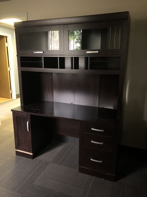 Manager Office Desk for Sale in West Bloomfield Township, MI