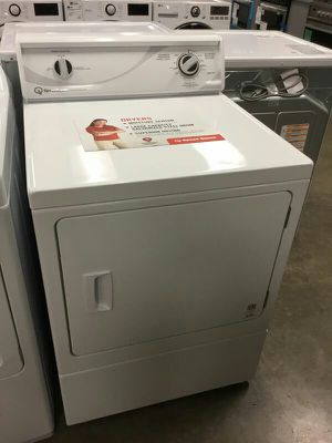 NEW! Speed Queen White Electric Dryer!🤩 for Sale in Chandler, AZ