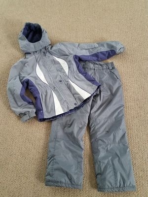 Snow clothes size 12 - 14 girls kids snow pants winter snow coat jacket for Sale in Gilbert, AZ