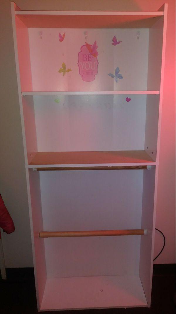 Storage/Closet Shelf
