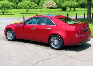 OIL CHANGED 2009 Cadillac  for Sale in US