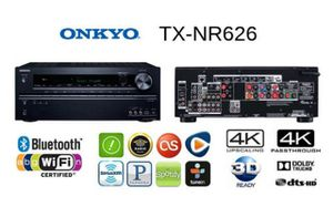 ONkYO AV RECEIVER TX-NR626 for Sale in Pearland, TX