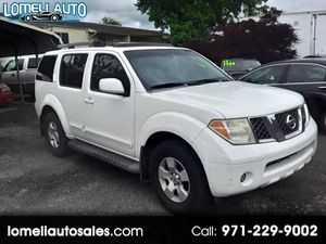2006 Nissan Pathfinder for Sale in Gresham, OR