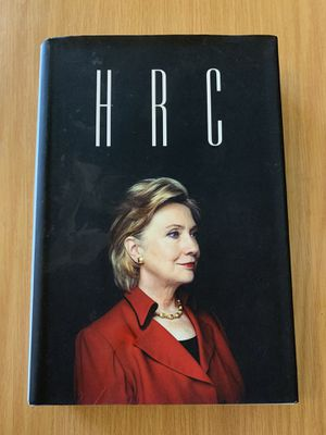 Hillary Clinton Hardcover Book (History) for Sale in Orlando, FL