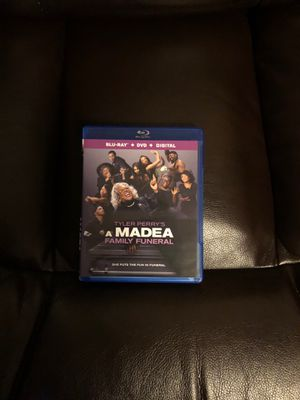 Blu-Ray only Madea's Family Funeral for Sale in Pittsburg, CA