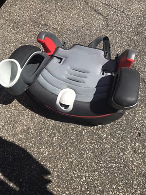 """Graco Nautilus 65""""Deluxe"""" booster seat for Sale in East Cleveland, OH"""