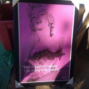 Marilyn Monroe Wall Art for Sale in Jurupa Valley, CA