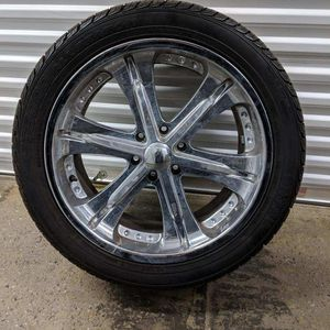 22 inch rims for Sale in Germantown, MD