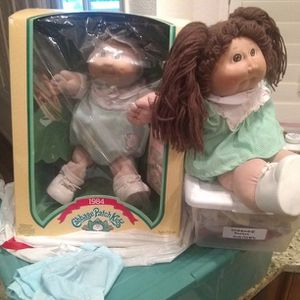 Cabbage Patch Boy Infant and Girl Doll for Sale in Chandler, AZ