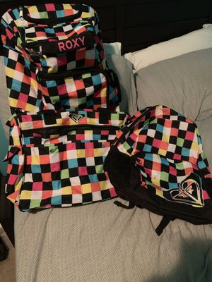 Roxy 3 piece luggage set for Sale in Torrance, CA