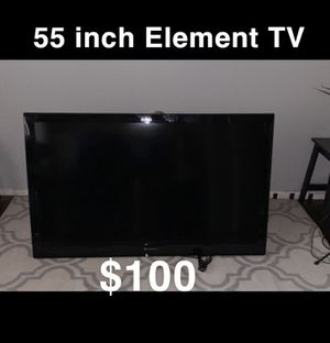 55 inch tv for Sale in Gilbert, AZ