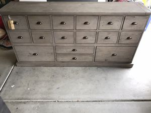 Dresser, Tv console, buffet, entry piece can be all for Sale in Visalia, CA