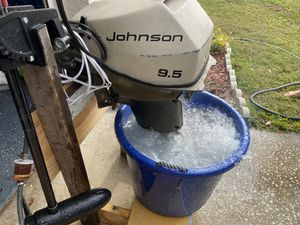 1973 Johnson outboard for Sale in Tampa, FL