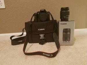 Canon EOS Rebel T6 for Sale in Sanford, FL