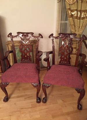 Antique arm chairs for Sale in Rockville, MD
