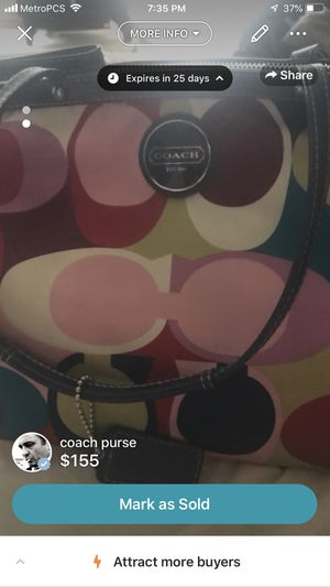 Coach bag for Sale in Colorado Springs, CO