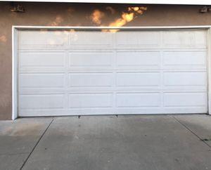 Garage door $300 for Sale in San Bernardino, CA