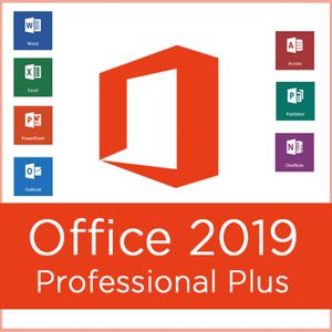 Office 2019 pro plus for windows and mac for Sale in Upland, CA