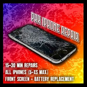 IPHONE 5 THROUGH X-MAX for Sale in Phoenix, AZ