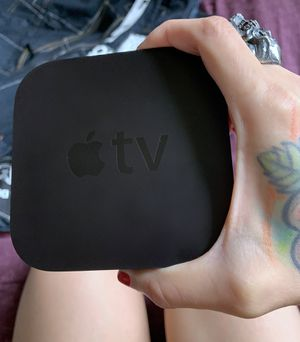 Apple TV (3rd Generation) Black for Sale in Brooklyn, NY