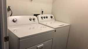 Whirlpool washer and dryer for Sale in Melbourne, FL