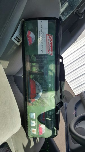 Coleman camping tent for Sale in Bellingham, WA