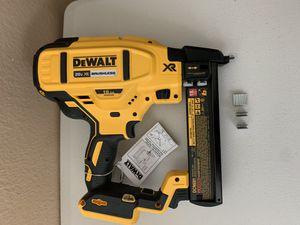 DeWALT crown stapler for Sale in Los Angeles, CA