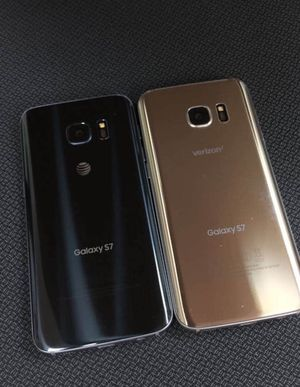Samsung Galaxy S7 Unlocked Like New Condition With 30 Days Warranty for Sale in Tampa, FL
