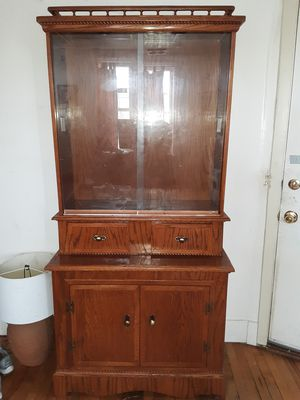 Large hutch for Sale in Worcester, MA