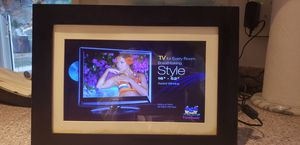 Photo frame electronic for Sale in Rockville, MD