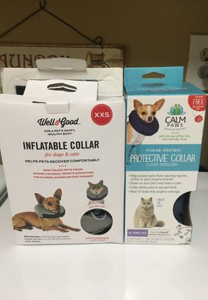 Protective collar for dogs for Sale in Fresno, CA