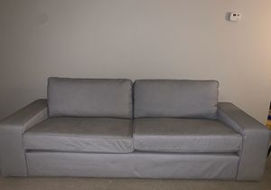 IKEA Kivik Sofa Orrsta light gray for Sale in Germantown, MD