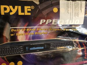 PYLE PPEq100 for Sale in Hialeah, FL