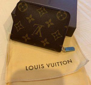 Authentic louis vuitton wallet for Sale in Addison, TX