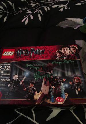 LEGO Harry Potter forbidden forest for Sale in Glenolden, PA