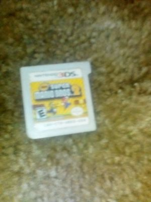 Super Mario Bros 2 Nintendo 3DS for Sale in Palmdale, CA