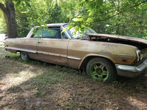 1963 chevy impala for Sale in Houston, TX