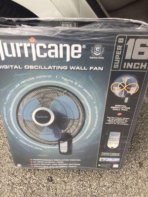 "Hurricane oscillating fan 16"" for Sale in Lauderdale Lakes, FL"