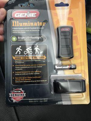 New Genie Illuminator Garage Door Opener Remote! for Sale in Pittsburg, CA