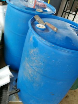 3 barrel w/ diesel for Sale in Alexandria, VA