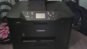 Canon Maxify MB2720 wifi printer and scanner for Sale in El Dorado, AR