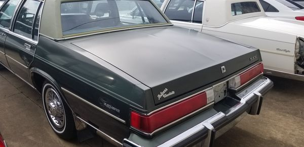 1985 Buick Lesabre Limited for Sale in Greenville, SC ...