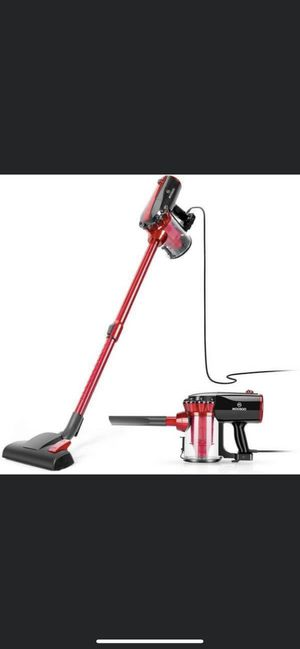 Moosoo vacuum cleaner for Sale in Romeoville, IL