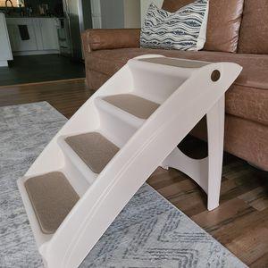 PetSafe CozyUp Folding Dog & Cat Steps, Large for Sale in Lutz, FL