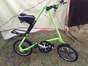 Strida Folding bicycle (foldable bike) for Sale in Chula Vista, CA