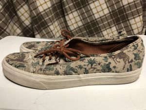 Vans Dessert Print Shoes for Sale in Forest Heights, MD