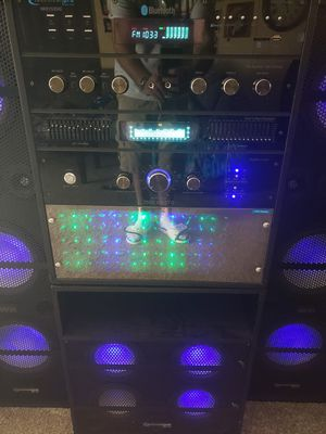 3500 Watt Technical Pro Home Stereo for Sale in Lebanon, TN
