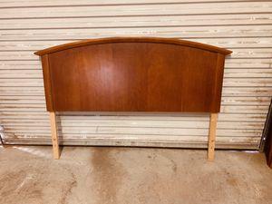 Full bed frame and headboard for Sale in Kathleen, GA