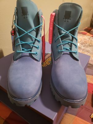 Timberland SpongeBoB Men's SZ 9 for Sale in The Bronx, NY