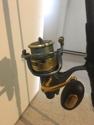 Okuma rod reel fishing combo for Sale in Tarrytown, NY